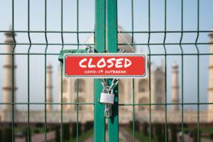 Тадж Махал открылся после полугодичного карантина