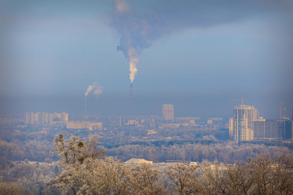 В Киеве запустили сервис мониторинга качества воздуха.Вокруг Света. Украина