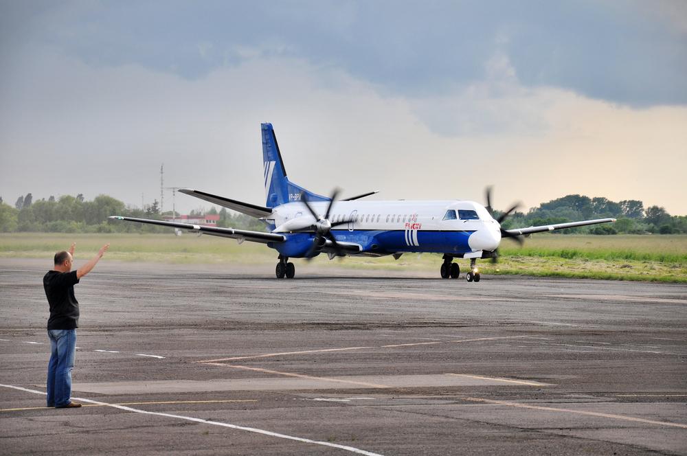 В Украине возобновит работу аэропорт «Ужгород».Вокруг Света. Украина