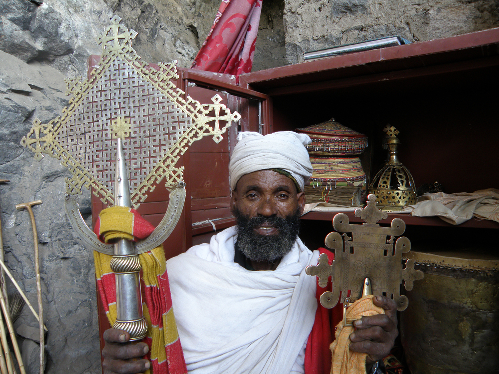 Эфиопия отпраздновала Новый 2013 год.Вокруг Света. Украина
