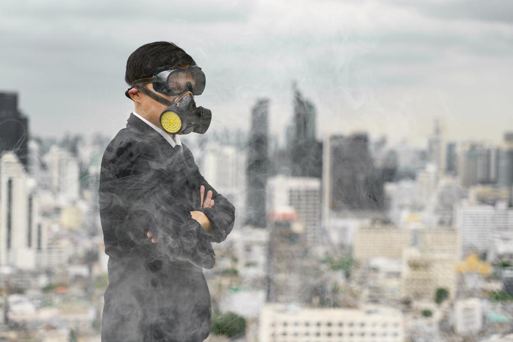 Каждый восьмой человек в Европе умирает из-за плохой экологии.Вокруг Света. Украина