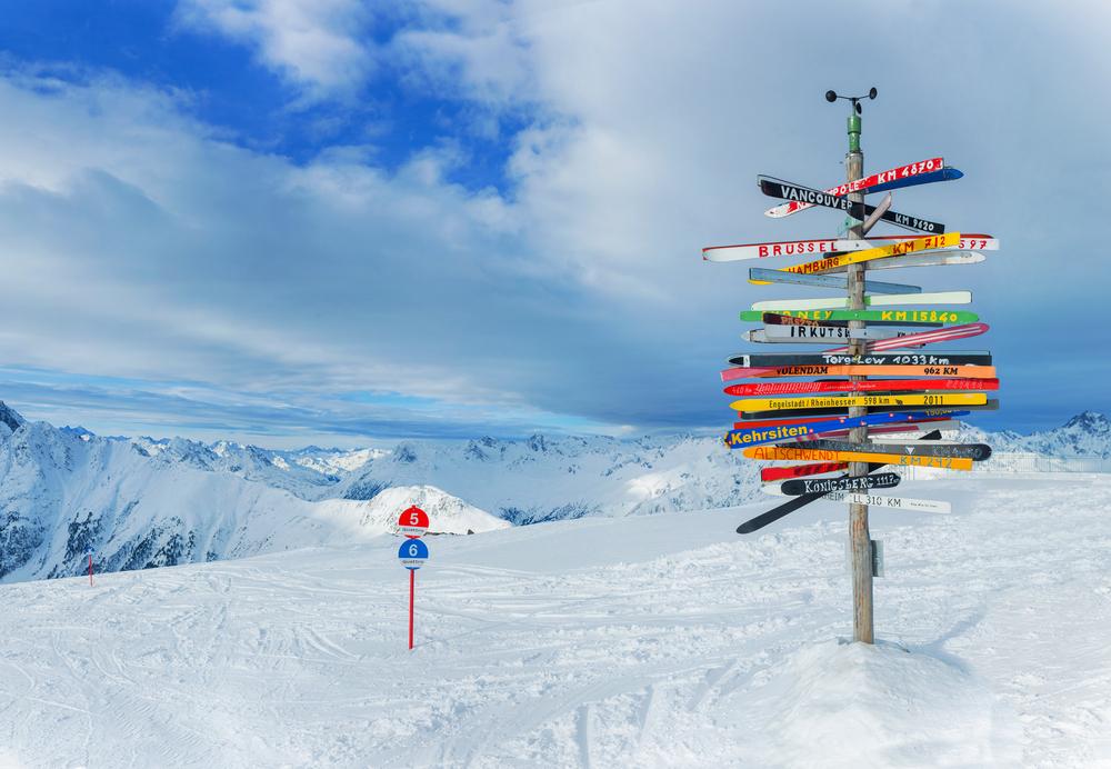 Австрия пустит лыжников, но с ограничениями