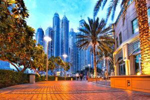 Осень 2020 в Дубае: пляжи, шопинг и must see