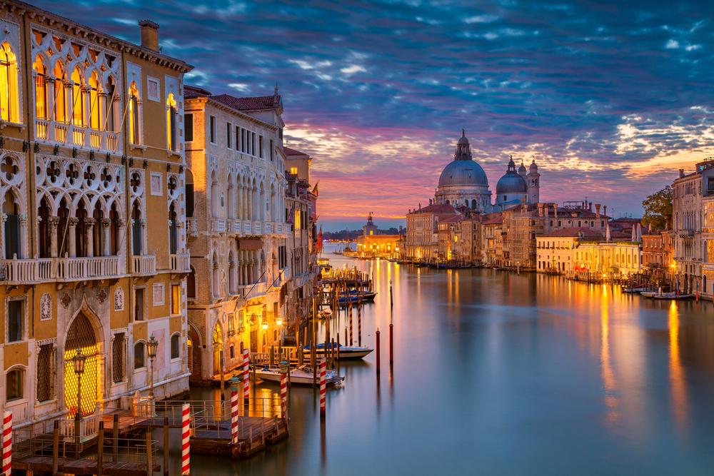 Ученые создают цифровую копию Венеции для будущих поколений