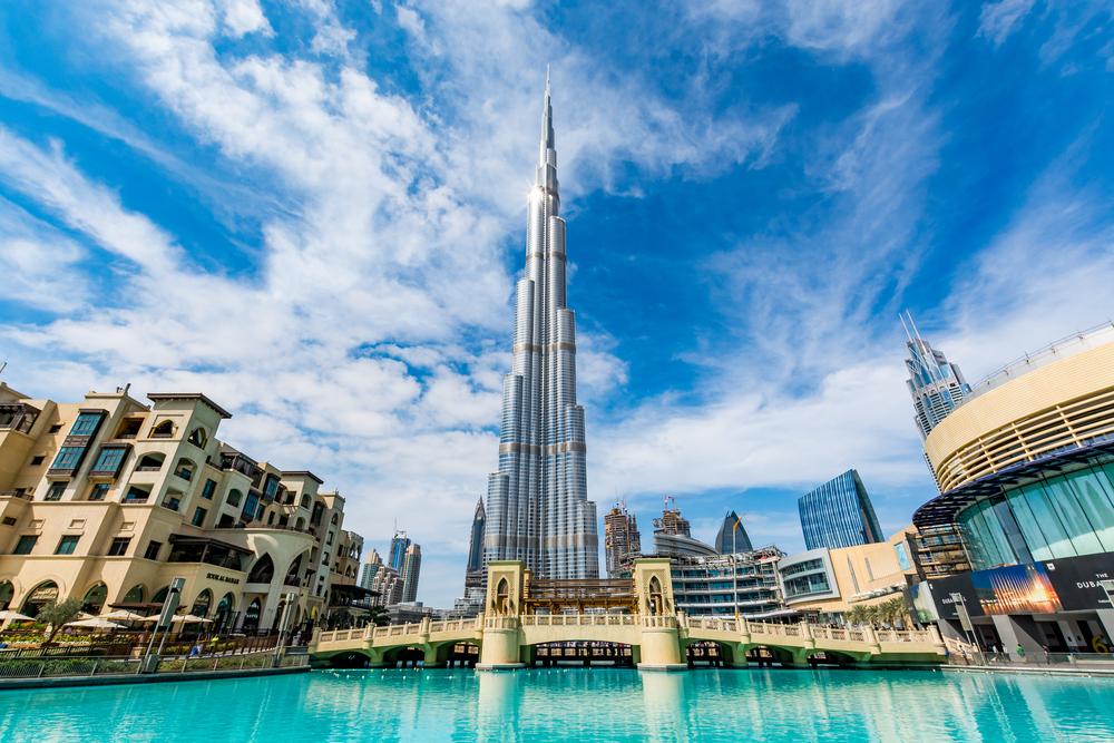 ОАЕ: Архітектура, що вражає