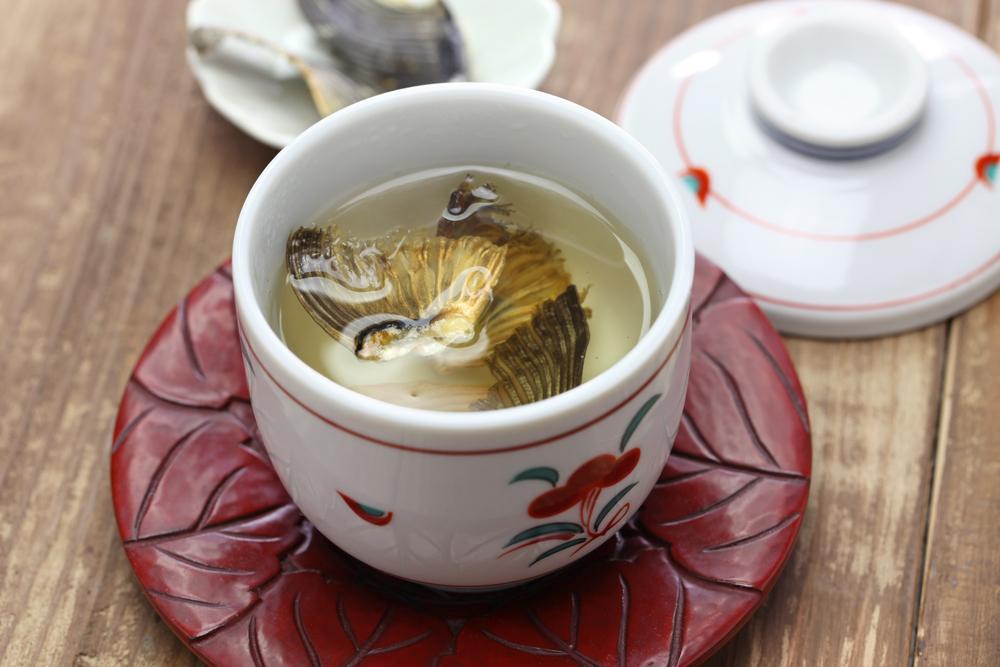 блюдо из рыбы фугу