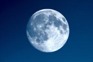 Редкая Голубая луна взойдет на Хэллоуин
