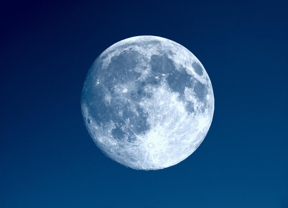 Редкая Голубая луна взойдет на Хэллоуин.Вокруг Света. Украина