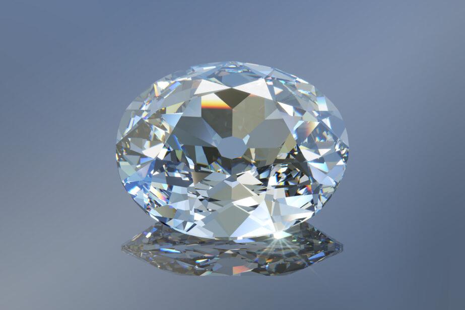 самій дорогой камень в мире Кохинор