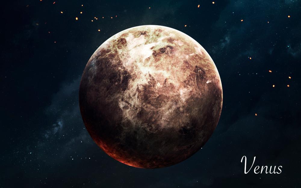 На Венере нашли газ, указывающий на наличие жизни.Вокруг Света. Украина