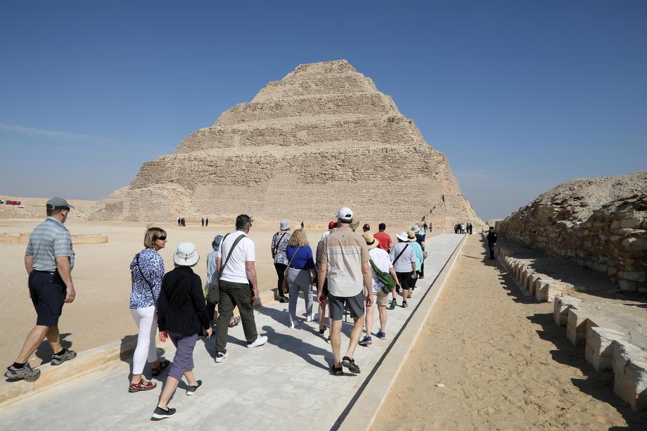 Власти Египта ужесточили наказание за нелегальный подъем на пирамиды