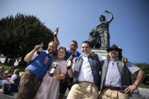 В Мюнхене запретили пить пиво в месте проведения Октоберфеста