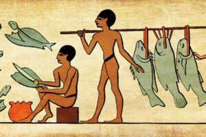 В желудке древнеегипетской мумии нашли обед