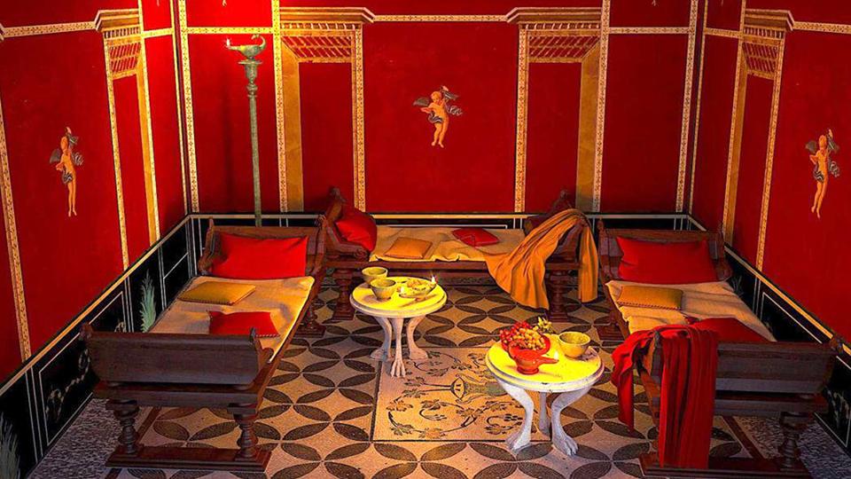 В Риме под жилым домом откроют музей древних мозаик.Вокруг Света. Украина