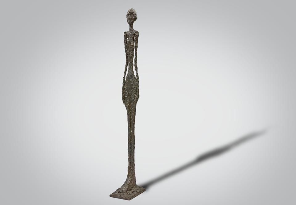 Скульптуру Джакометти выставят на тайные торги за $90 млн.Вокруг Света. Украина