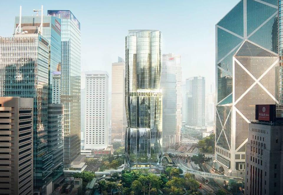Бюро Захи Хадид построит небоскреб на самой дорогой земле в мире