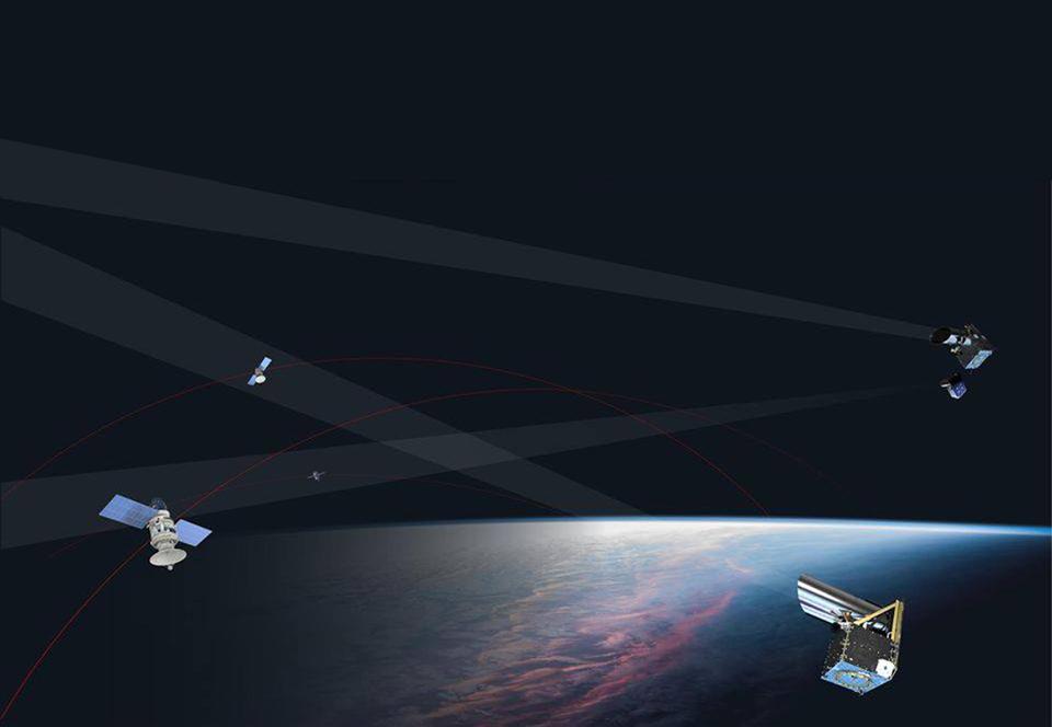 В Канаде создадут спутники для борьбы с космическими столкновениями