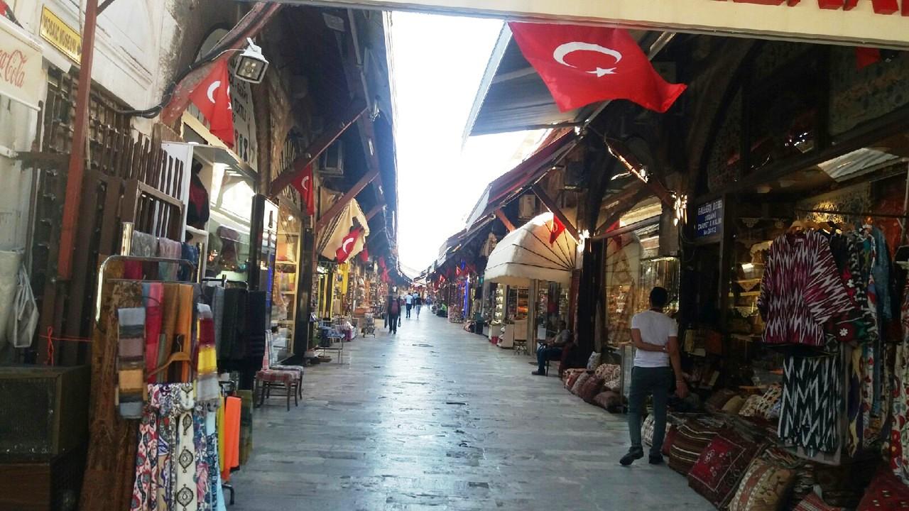 Стамбул базар фото