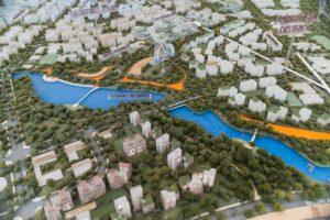 В Сингапуре построят эко-городок будущего