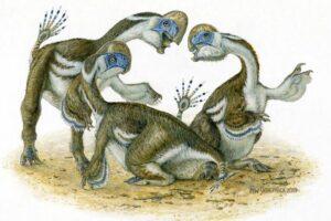 В Монголии обнаружили останки неизвестного ранее беззубого динозавра