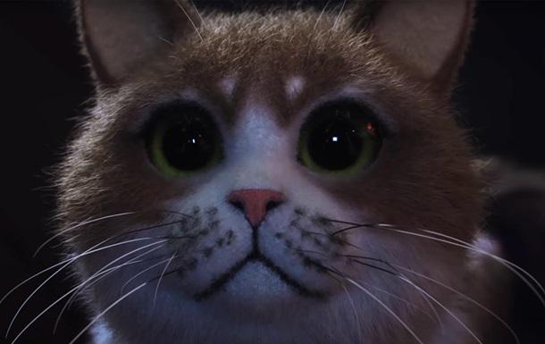 Вышел первый фильм ужасов для кошек.Вокруг Света. Украина