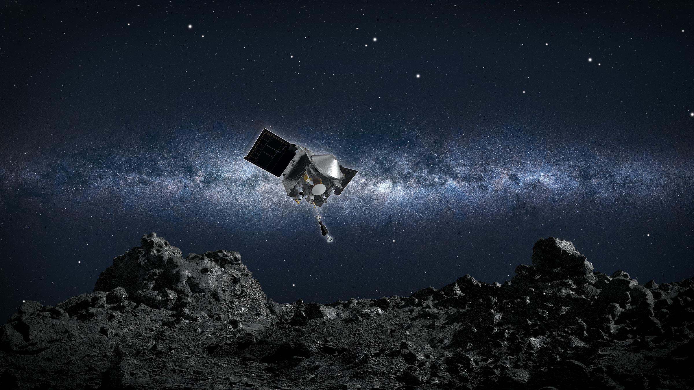На зонде NASA, растерявшем образцы астероида, устранили неполадки.Вокруг Света. Украина