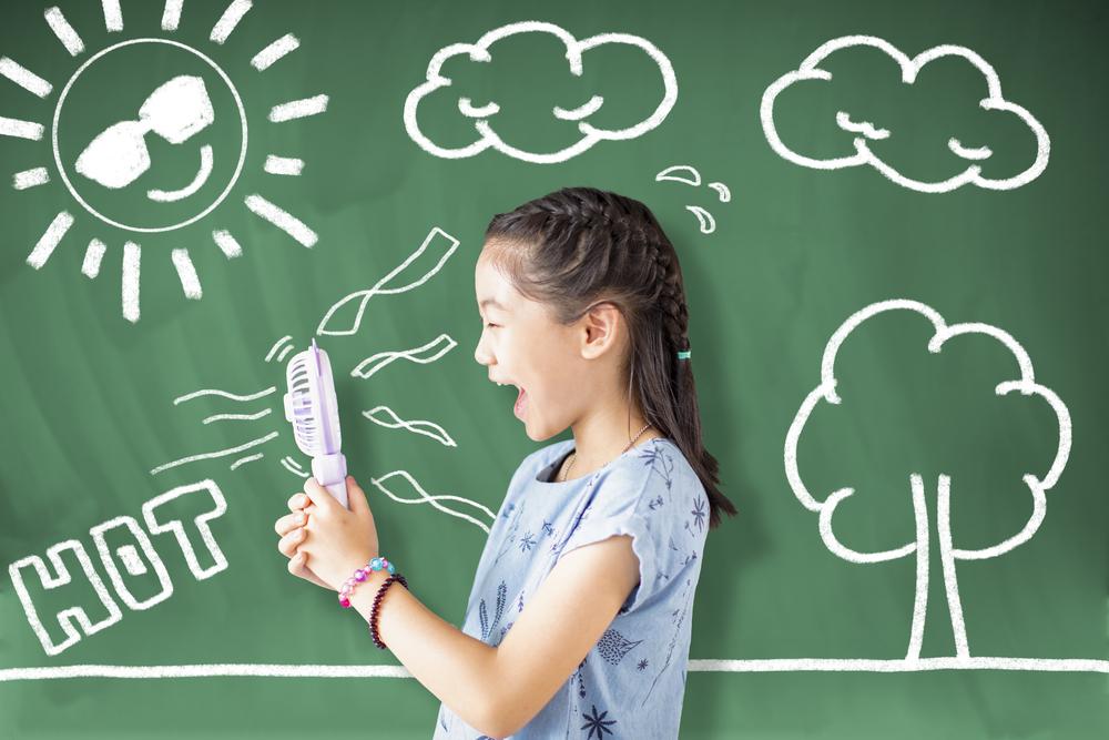 Глобальное потепление влияет на успеваемость школьников.Вокруг Света. Украина
