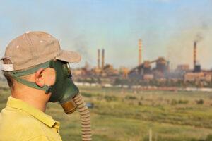 Где в Украине самый чистый и самый грязный воздух
