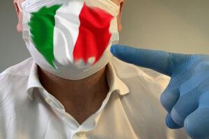 В Италии увеличили штраф за прогулку без маски до 1000 евро