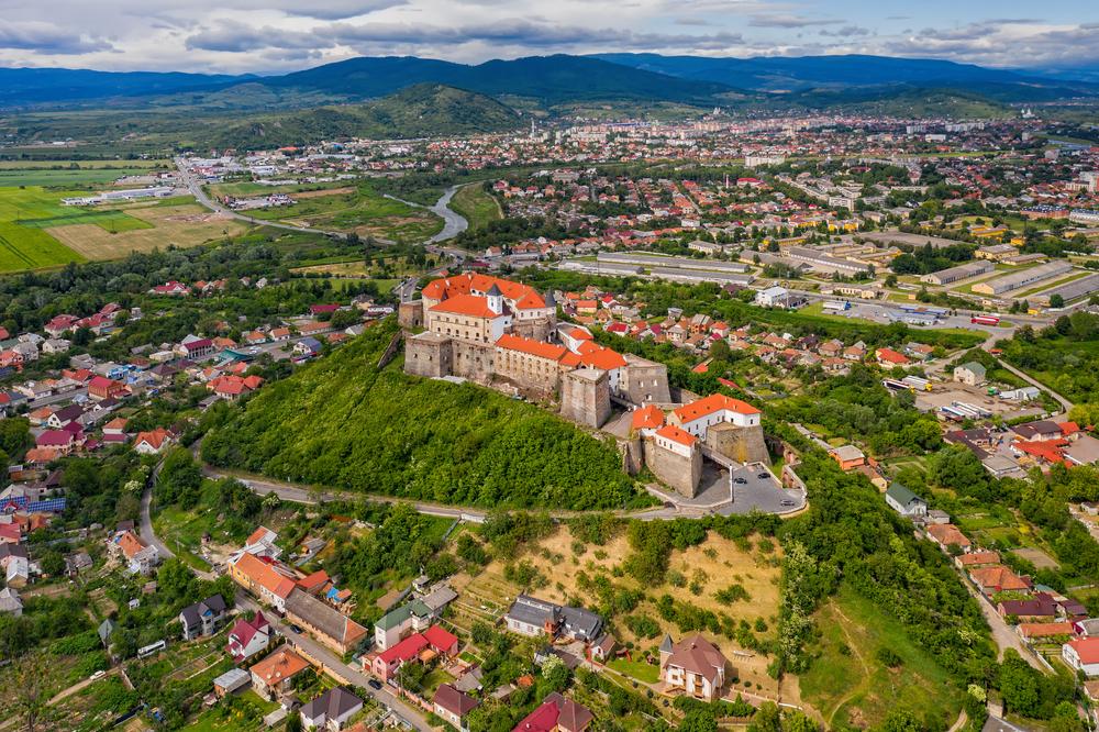 Самые красивые маленькие города Украины.Вокруг Света. Украина