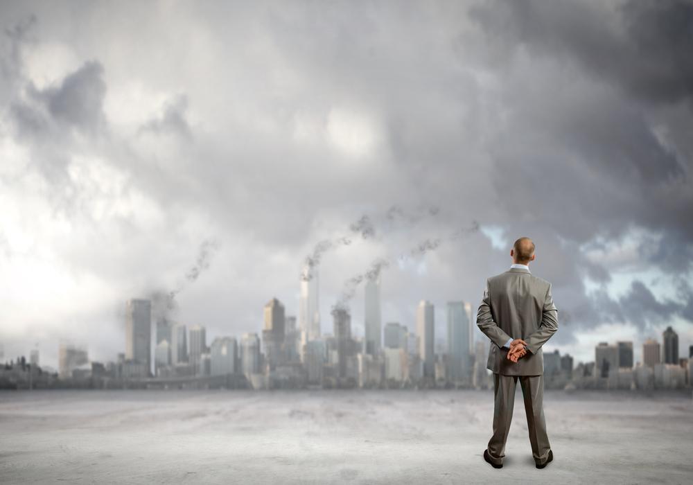 Загрязнение воздуха приводит к деменции