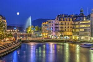 В Женеве вводят самую высокую в мире минималку