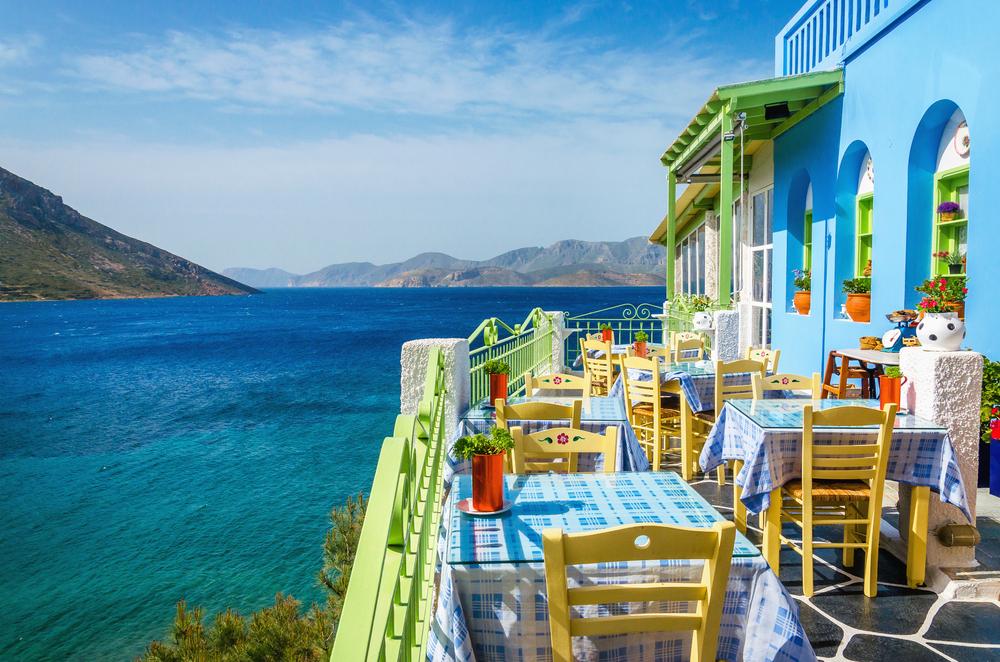 Корфу отдых Греция