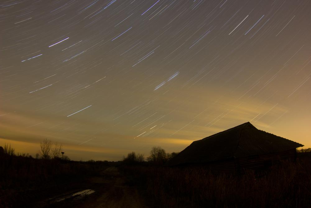 21 октября октябрьский звездопад достигнет пика.Вокруг Света. Украина