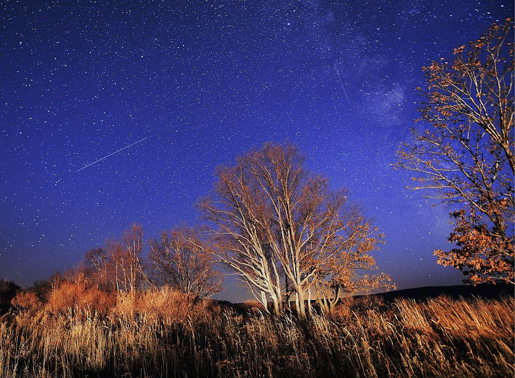 В октябре жители Земли смогут полюбоваться метеорным потоком Ориониды.Вокруг Света. Украина