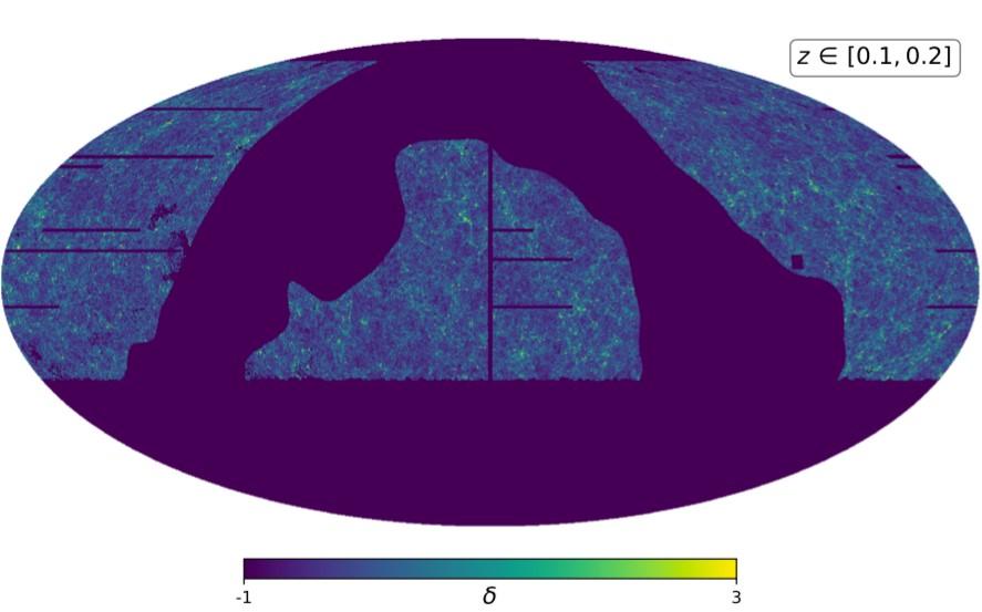 Астрономы создали крупнейшую 3D-карту Вселенной в истории.Вокруг Света. Украина