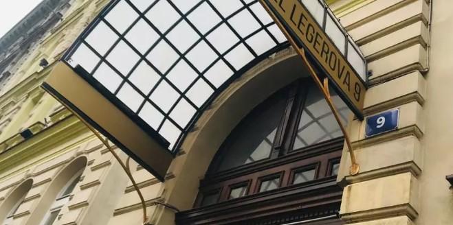 В Праге открыли первый отель для больных коронавирусом