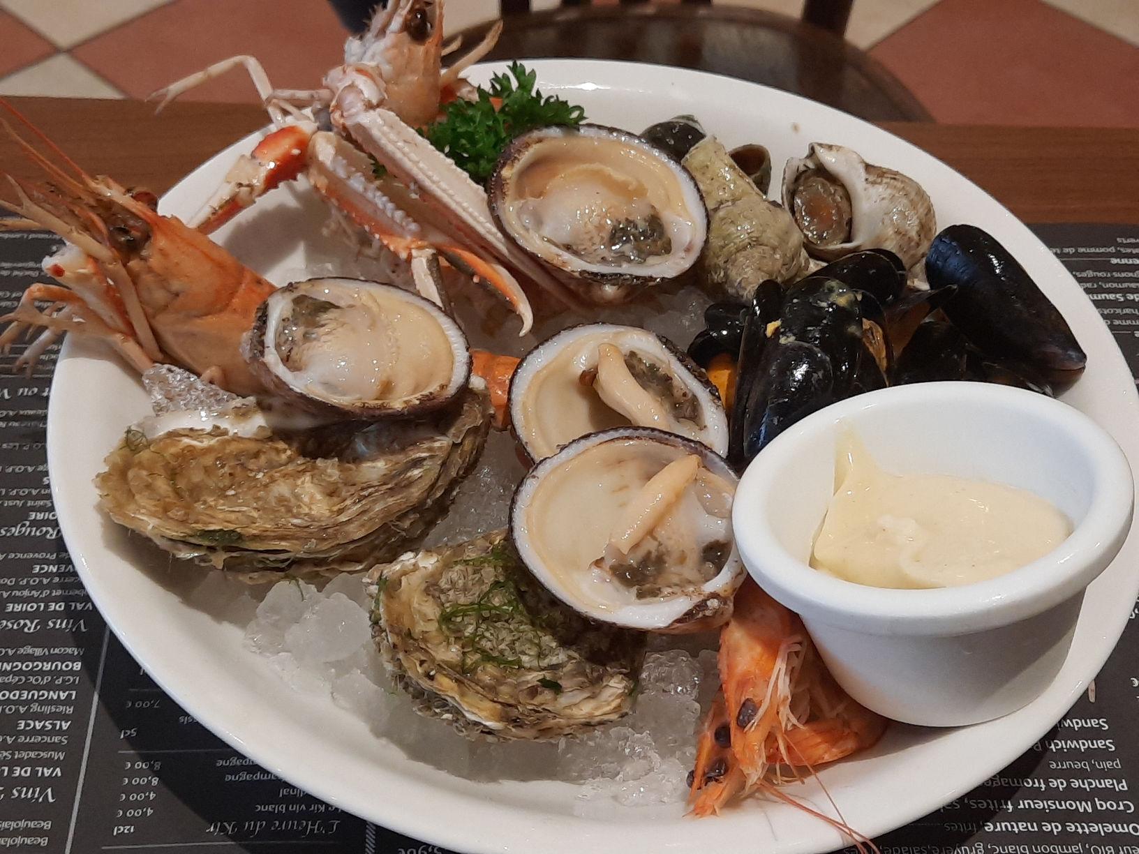 Нормандия фото еда