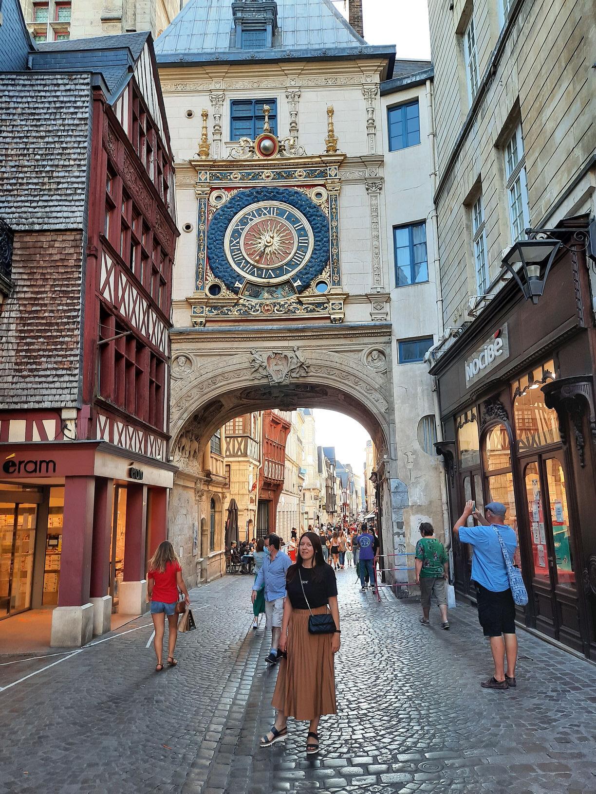 Руан фото Нормандия
