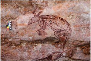 В Австралии обнаружили наскальные рисунки в неизвестном доныне стиле