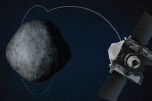 Космический корабль NASA взял образцы с астероида Бенну