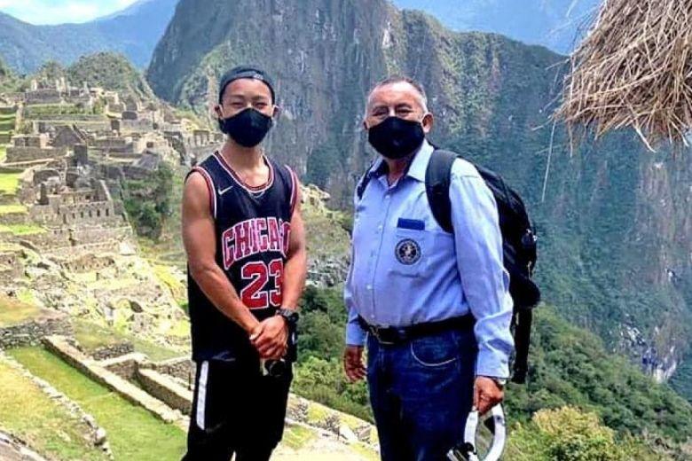 Мачу-Пикчу открыли для одного-единственного японского туриста