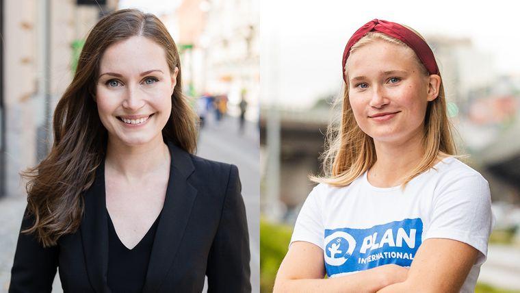 Правительство Финляндии на один день возглавила 16-летняя активистка.Вокруг Света. Украина