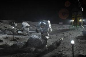 NASA развернет на Луне сеть 4G