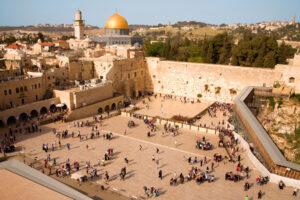 Израильское министерство туризма будет помещать записки в Стену Плача за тех, кто не может приехать