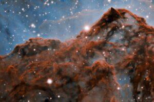 Астрономы получили самое детальное изображение туманности Киля