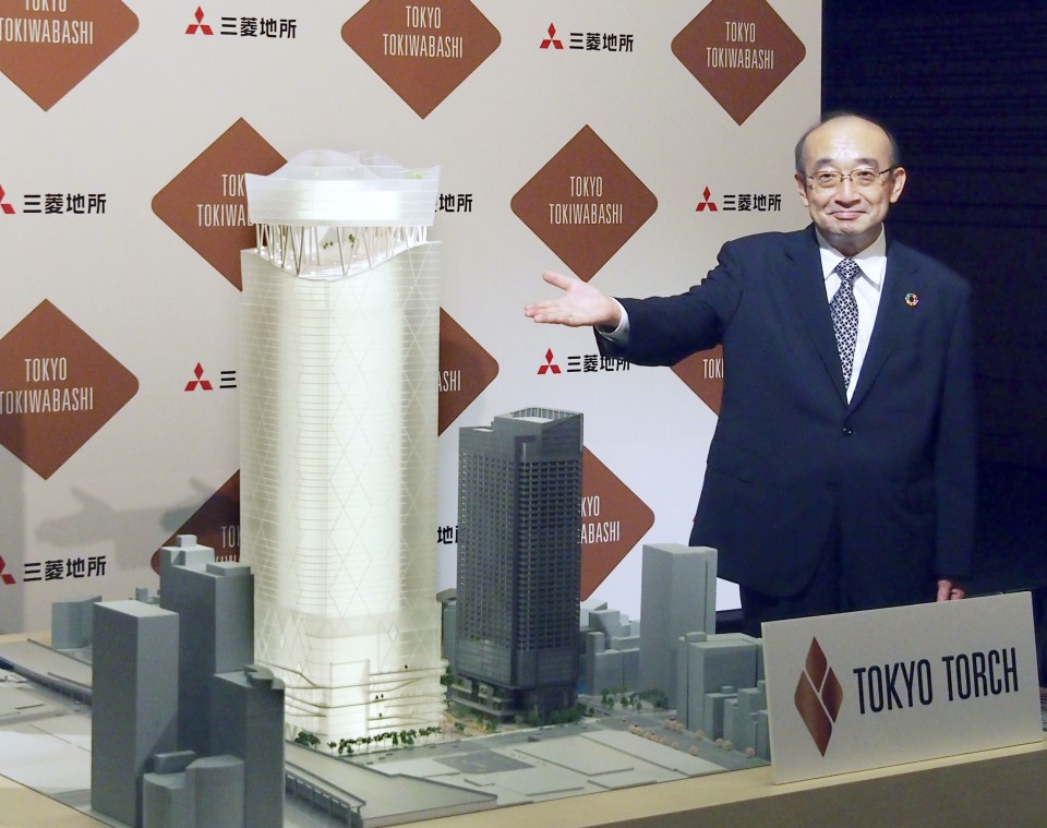 В Токио построят небоскреб в форме олимпийского факела.Вокруг Света. Украина