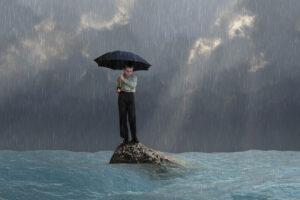 За 20 лет количество стихийных бедствий удвоилось