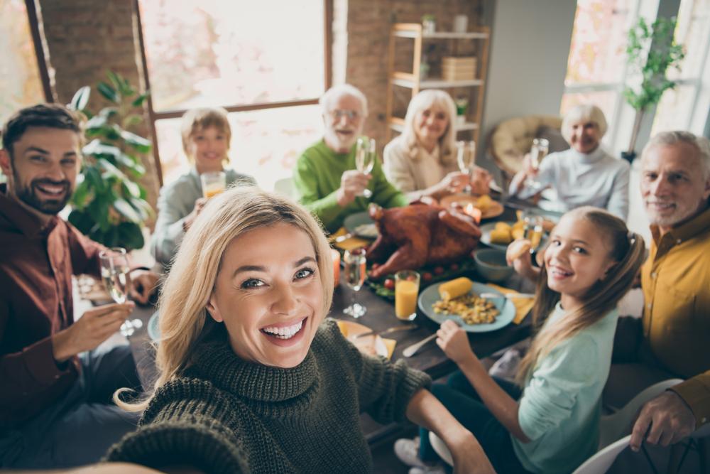 Частое общение с родственниками ухудшает самочувствие