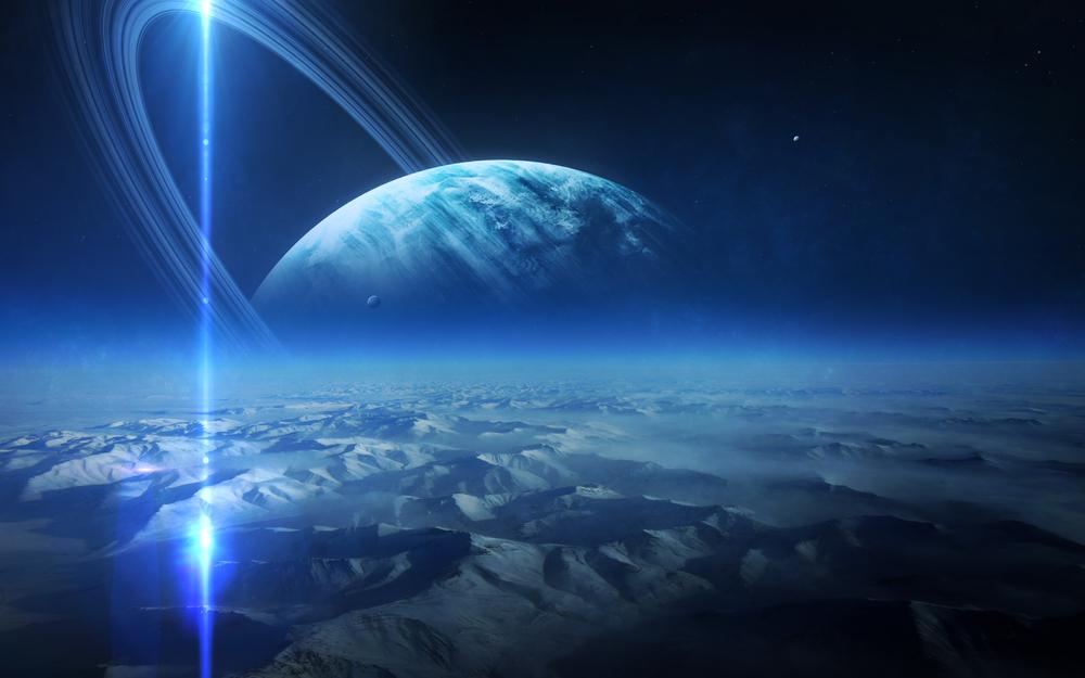 В атмосфере Титана нашли странную молекулу